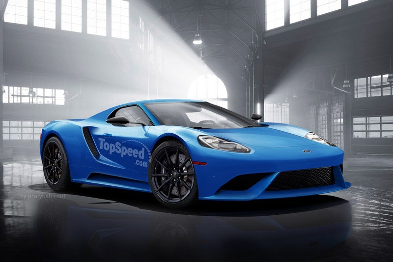 2020 Ford GTS Exterior Exclusive Renderings Computer Renderings and Photoshop - image 702819