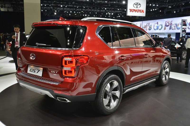 Chinese Automaker Brings Three Cars to Detroit, Announces U.S. Market Assault High Resolution Exterior - image 700964