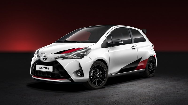 Gather Round Hot-Hatch Fans, Toyota Will Unveil a 210-HP Yaris Soon