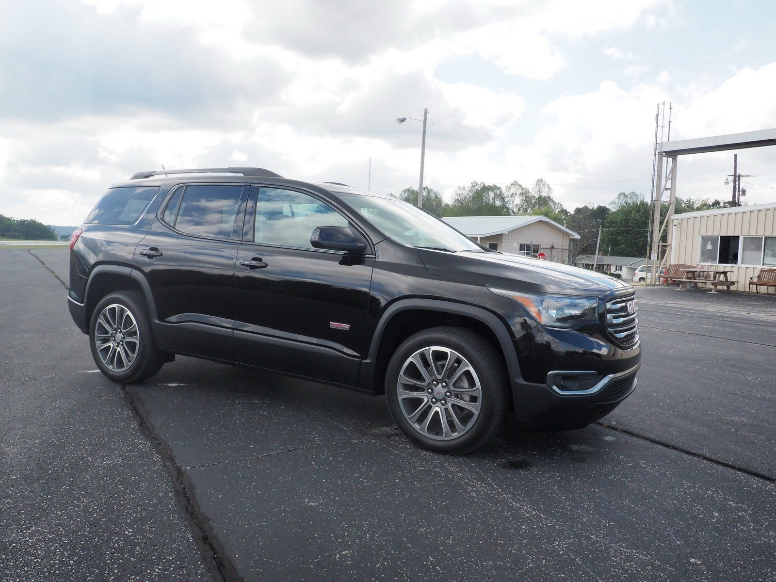 2017 gmc acadia all terrain driven picture 701958 car review top speed. Black Bedroom Furniture Sets. Home Design Ideas