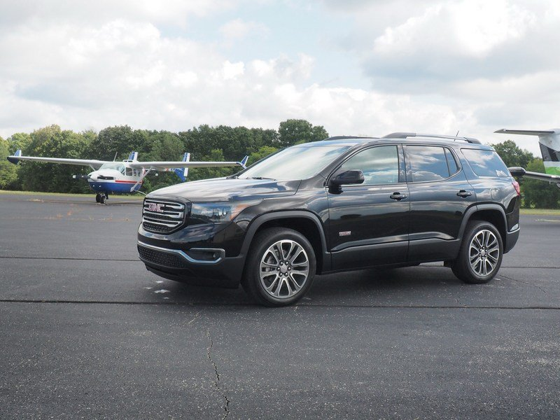 2017 GMC Acadia All-Terrain - Driven High Resolution Exterior Test drive - image 701950