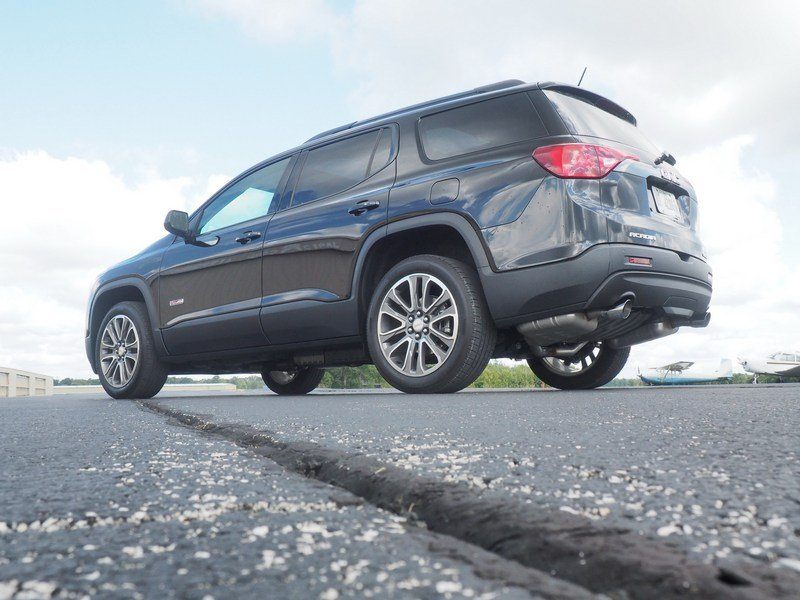 2017 GMC Acadia All-Terrain - Driven High Resolution Exterior Test drive - image 701953