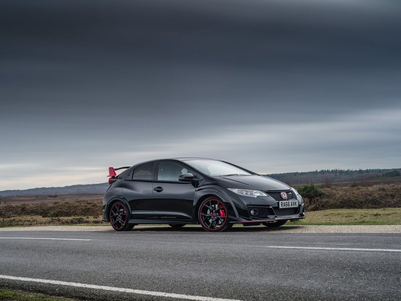 2017 Honda Civic Type R Black Edition Top Speed