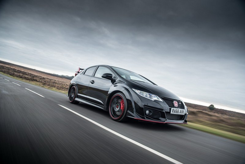 2017 Honda Civic Type R Black Edition High Resolution Exterior - image 701253