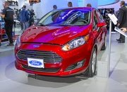 If You Plan to Haul More Than One Passenger, Don't Buy the Ford Fiesta - image 701746