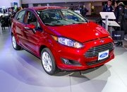 If You Plan to Haul More Than One Passenger, Don't Buy the Ford Fiesta - image 701747