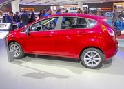 If You Plan to Haul More Than One Passenger, Don't Buy the Ford Fiesta - image 701742