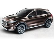 Infiniti QX50 Concept's Internal Combustion Engine Will Beat Up Your Hybrid - image 701134