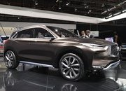 Infiniti QX50 Concept's Internal Combustion Engine Will Beat Up Your Hybrid - image 701137