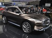 Infiniti QX50 Concept's Internal Combustion Engine Will Beat Up Your Hybrid - image 701138