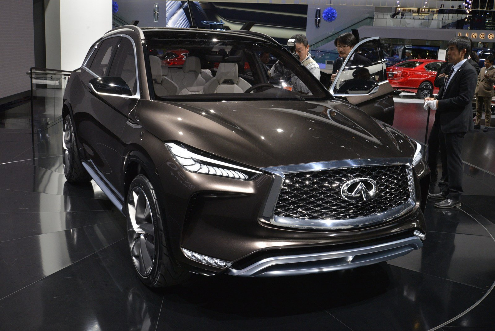 2017 infiniti qx50 concept picture 701139 car review top speed. Black Bedroom Furniture Sets. Home Design Ideas