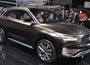Infiniti QX50 Concept's Internal Combustion Engine Will Beat Up Your Hybrid - image 701142