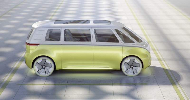 Don't Get Excited Yet, But Volkswagen Is Preparing To Bring Back The Microbus Exterior Computer Renderings and Photoshop - image 700715