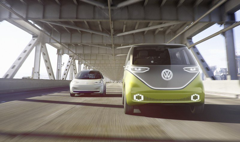 Is It Too Soon To Ask Volkswagen To Build A Production I.D. Buzz Concept?