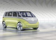 Don't Get Excited Yet, But Volkswagen Is Preparing To Bring Back The Microbus - image 700713