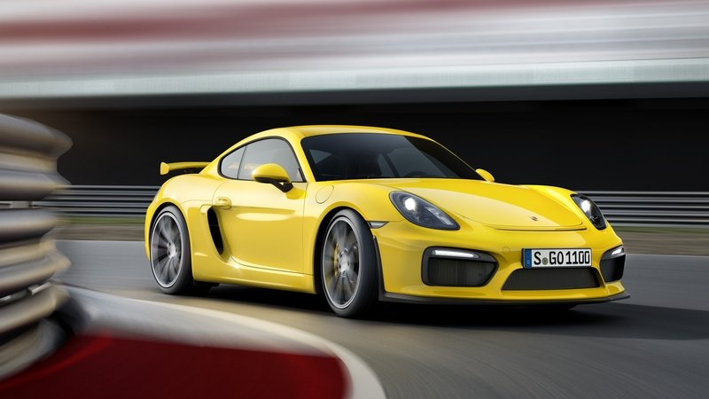 Is There Room For A More Potent GT4 RS Variant In The Porsche Cayman Lineup?