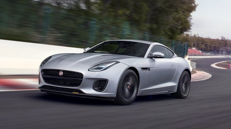 2018 Jaguar F-Type 400 Sport Launch Edition High Resolution Exterior - image 701246