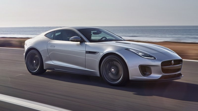 2018 Jaguar F-Type 400 Sport Launch Edition