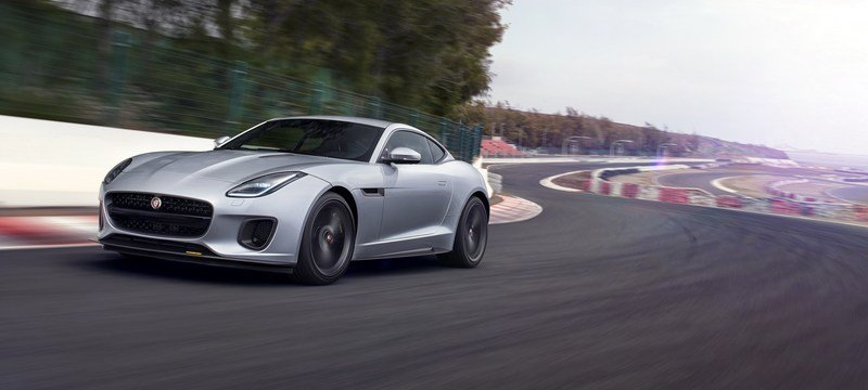2018 Jaguar F-Type Update Adds Cool Go-Pro App and More Powerful V-6 High Resolution Exterior - image 701159