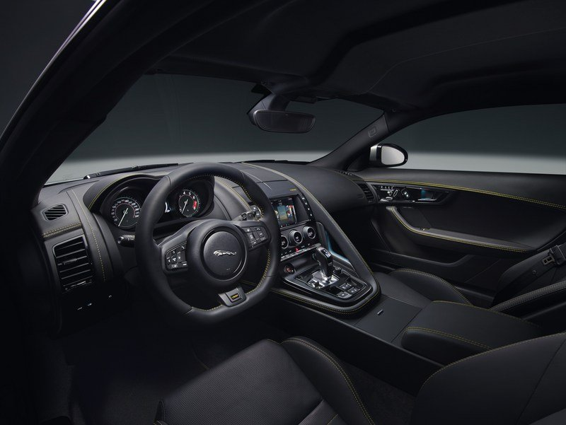 2018 Jaguar F-Type Update Adds Cool Go-Pro App and More Powerful V-6 High Resolution Interior - image 701172
