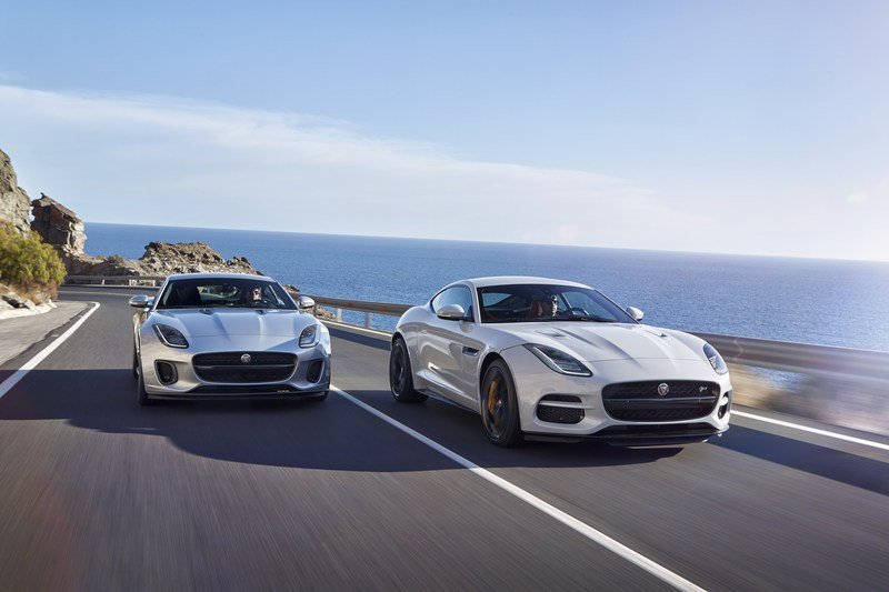 2018 Jaguar F-Type Update Adds Cool Go-Pro App and More Powerful V-6 High Resolution Exterior - image 701176