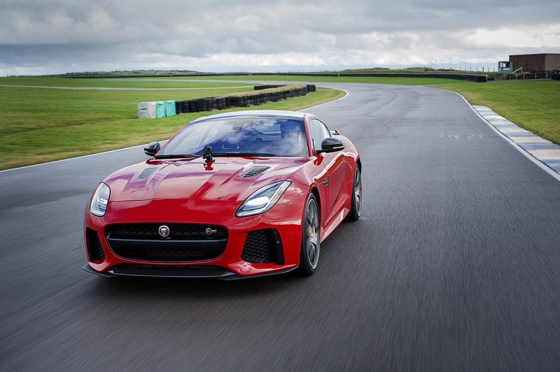 2018 Jaguar F-Type Update Adds Cool Go-Pro App and More Powerful V-6 High Resolution Exterior - image 701149