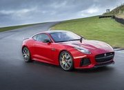 2018 Jaguar F-Type Update Adds Cool Go-Pro App and More Powerful V-6 - image 701150