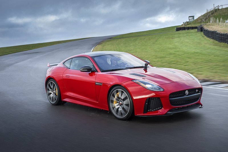 2018 Jaguar F-Type Update Adds Cool Go-Pro App and More Powerful V-6 High Resolution Exterior - image 701150