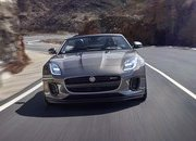 2018 Jaguar F-Type Update Adds Cool Go-Pro App and More Powerful V-6 - image 701188