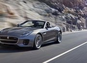 2018 Jaguar F-Type Update Adds Cool Go-Pro App and More Powerful V-6 - image 701189