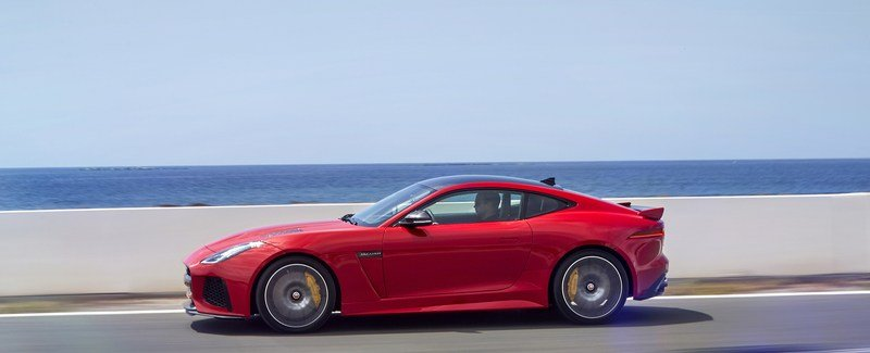 2018 Jaguar F-Type Update Adds Cool Go-Pro App and More Powerful V-6 High Resolution Exterior - image 701210