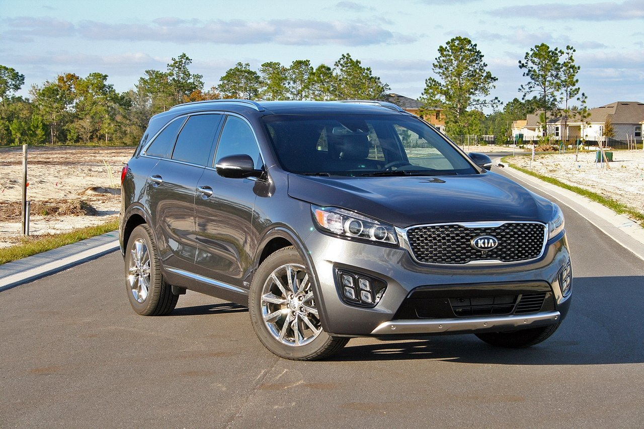 2017 kia sorento sxl driven picture 701879 car review top speed. Black Bedroom Furniture Sets. Home Design Ideas