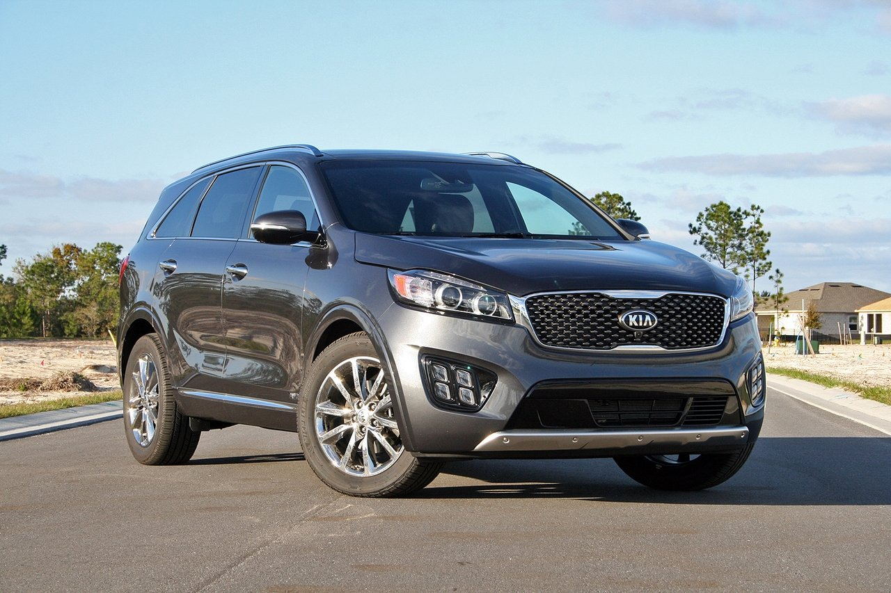 2017 kia sorento sxl driven picture 701880 car review top speed. Black Bedroom Furniture Sets. Home Design Ideas