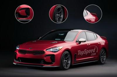 2019 Kia Stinger GT Plus - image 702824