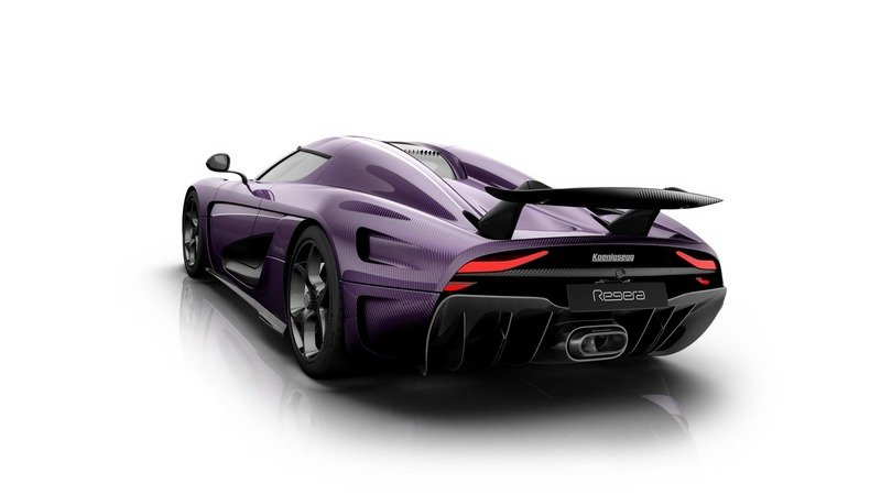 Koenigsegg Employee Renders A Tribute Regera For Late Music Icon