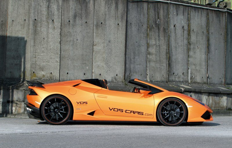 2017 Lamborghini Huracán Spyder by VOS High Resolution Exterior - image 702044