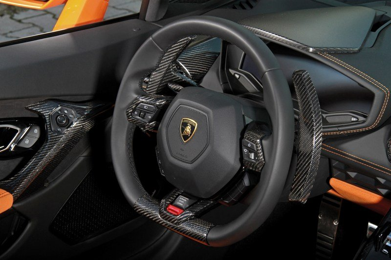 2017 Lamborghini Huracán Spyder by VOS High Resolution Interior - image 702039