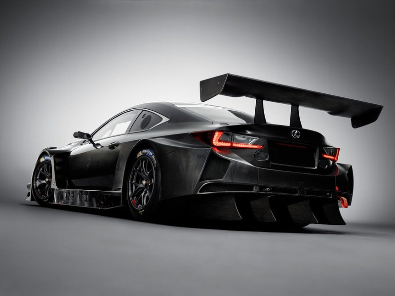 2017 Lexus RC F GT3 High Resolution Exterior - image 701775