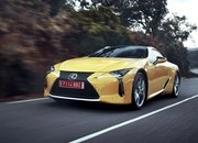 Load Your Lexus LC 500 Up On Packages And You're Looking At A Six-Figure Price Tag - image 700963