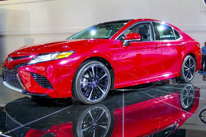 Looking to Buy a BMW 5 Series? Here's Why You Should Get the New Toyota Camry Instead High Resolution Exterior AutoShow - image 701707