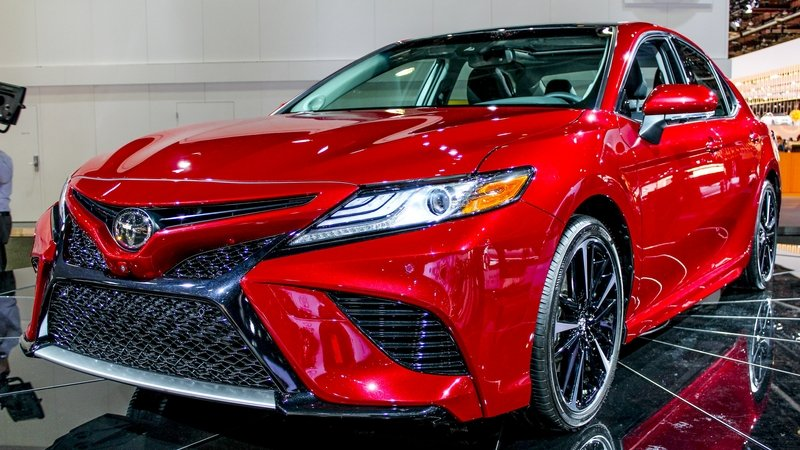 Toyota Camry Reviews, Specs & Prices - Top Speed
