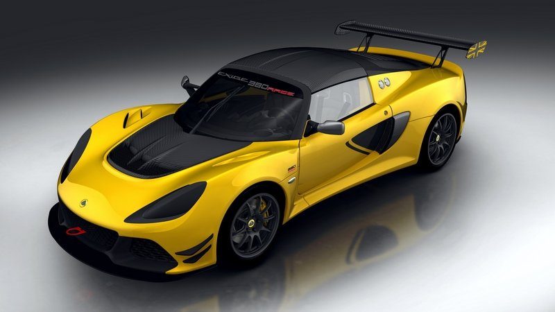 2017 Lotus Exige Race 380 Exterior Computer Renderings and Photoshop - image 703631