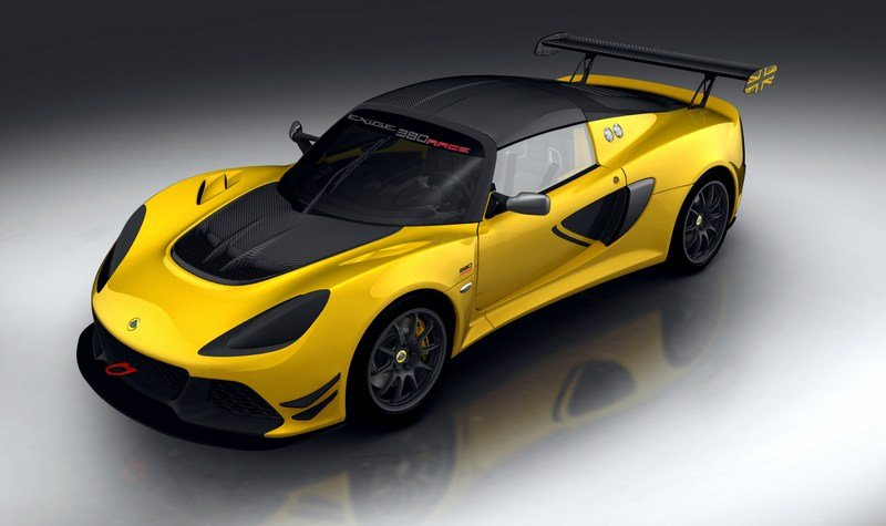 2017 Lotus Exige Race 380 Exterior Computer Renderings and Photoshop - image 701576