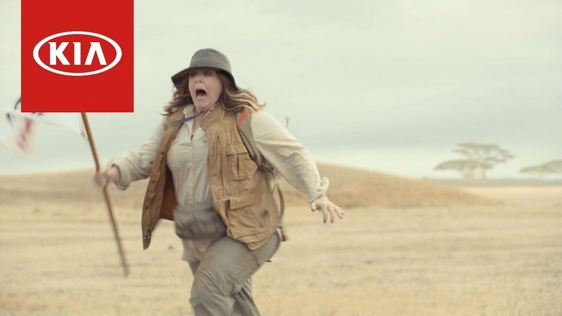 Melissa McCarthy Is Running Away From Something In Kia's Super Bowl Teaser