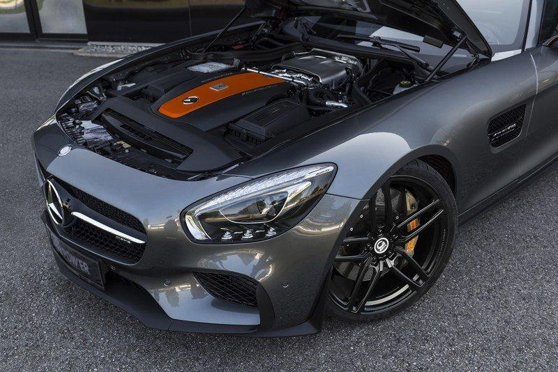 2017 Mercedes-AMG GT by G-Power High Resolution Exterior - image 699798