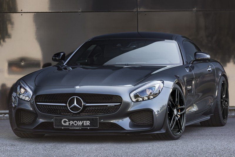 2017 Mercedes-AMG GT by G-Power High Resolution Exterior - image 699799