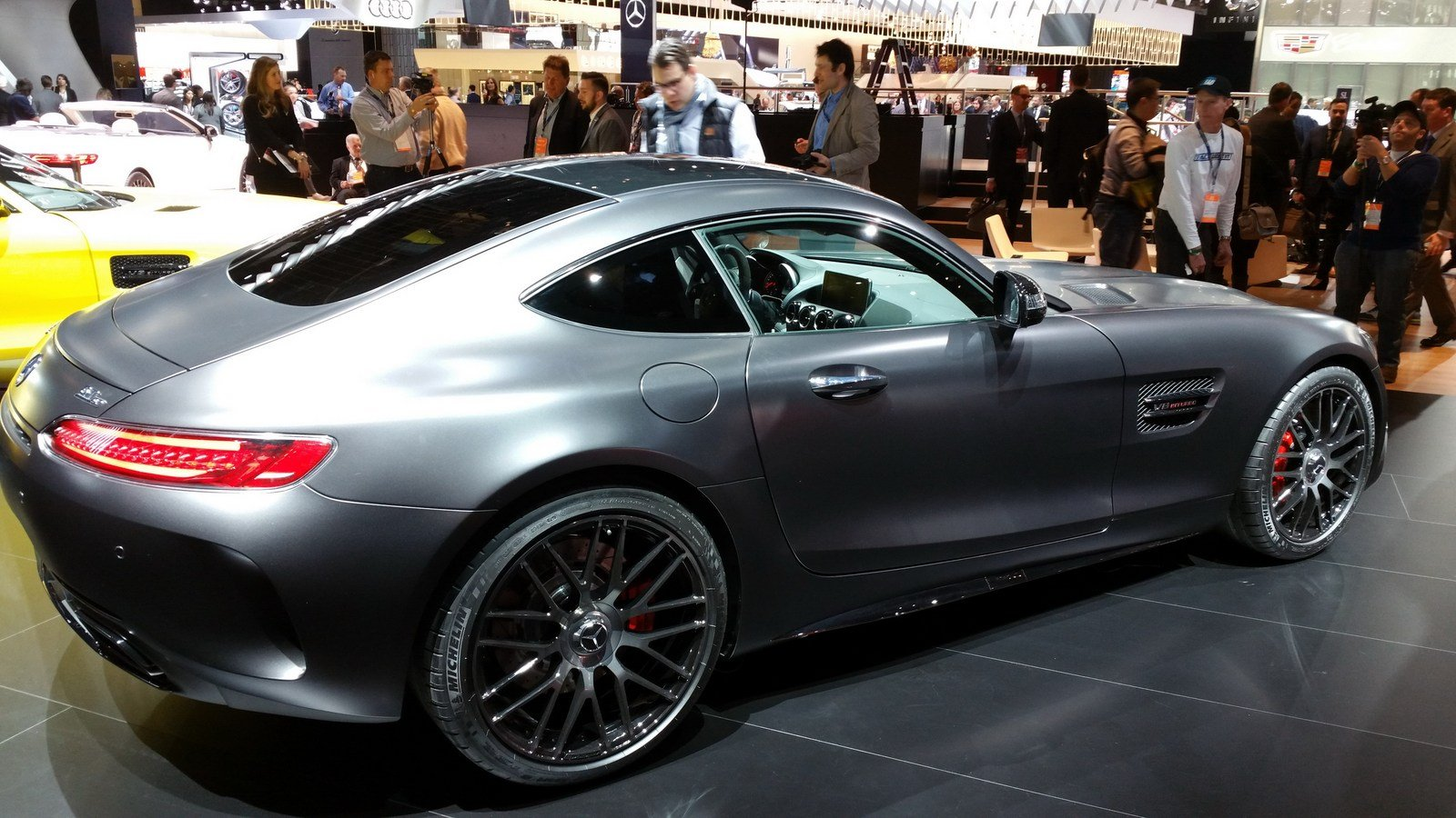 2018 mercedes amg gt c coupe picture 700778 car review top speed. Black Bedroom Furniture Sets. Home Design Ideas