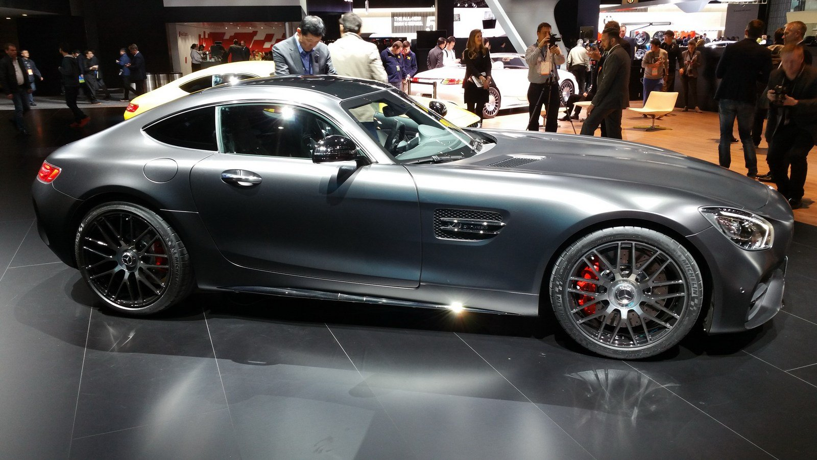 2018 mercedes amg gt c coupe picture 700781 car review top speed. Black Bedroom Furniture Sets. Home Design Ideas