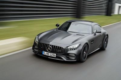 2018 Mercedes-AMG GT C Coupe - image 700634