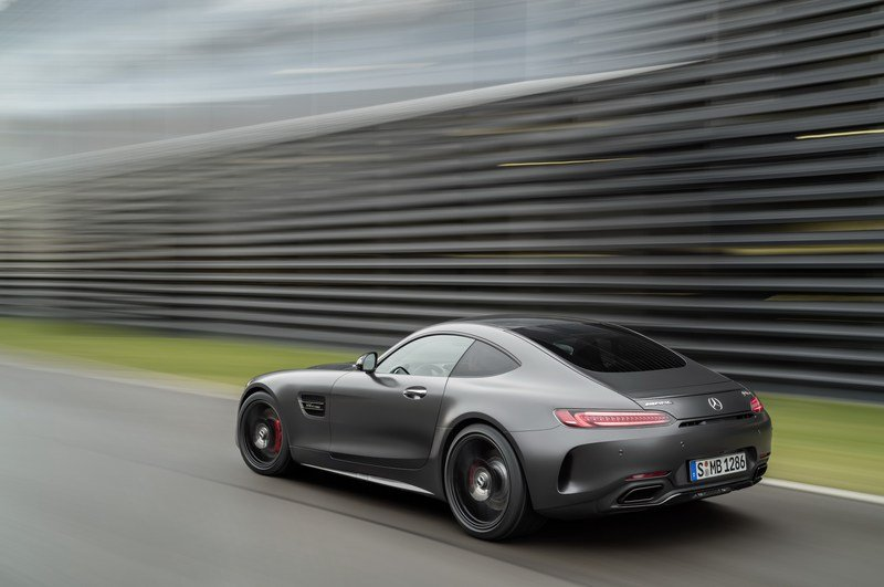 Will Mercedes-AMG Take on the Porsche Cayman with a Stand-Alone Compact Sports Car?